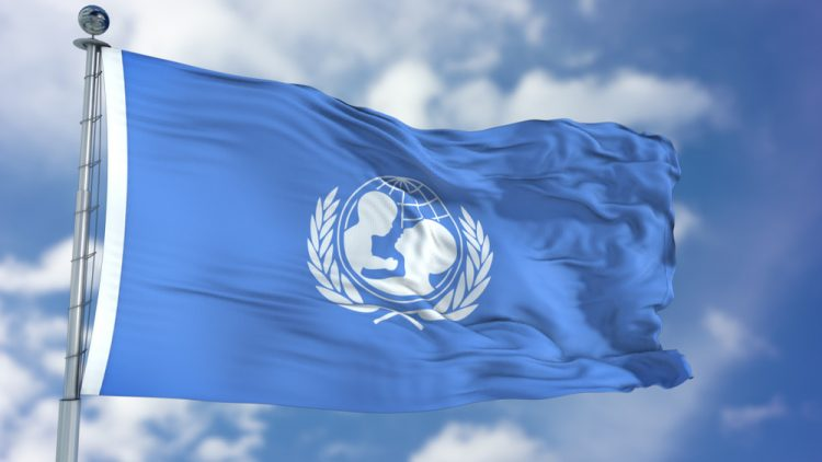 UNICEF, bitcoin
