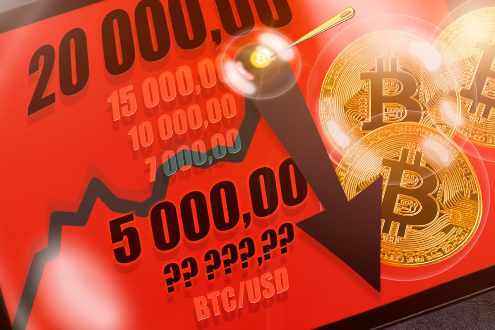 Gamblers Crash Bitcoin to Below $7,500; Is It a Bullish Setup?