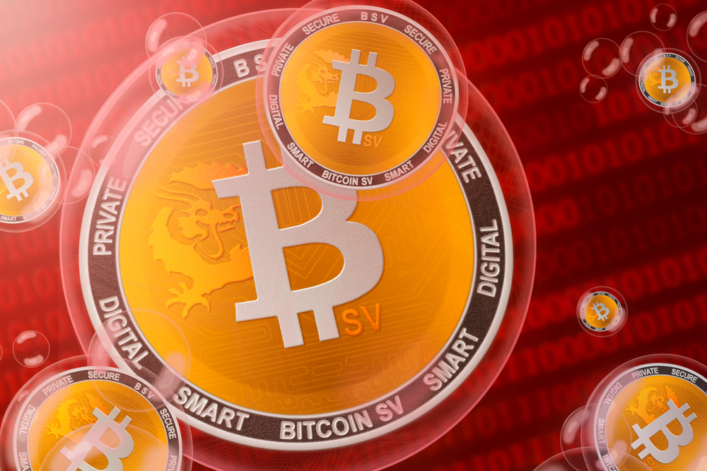 Bitcoin SV Hits Two-Month High as Bitcoin Stays Flat