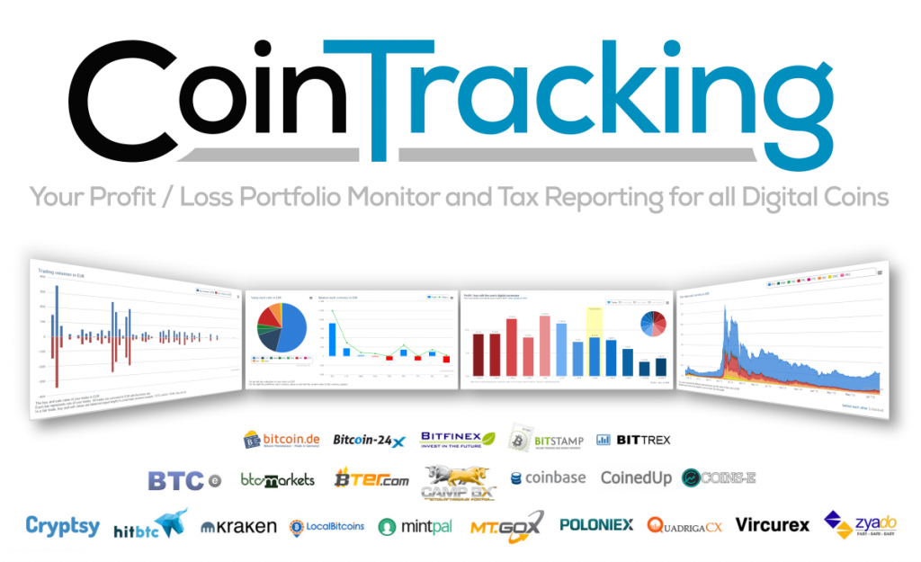 CoinTracking Crypto App Image