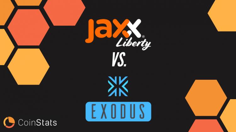 Jaxx vs Exodus Comparison
