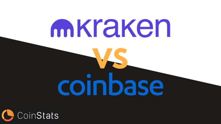 Kraken vs Coinbase Comparison