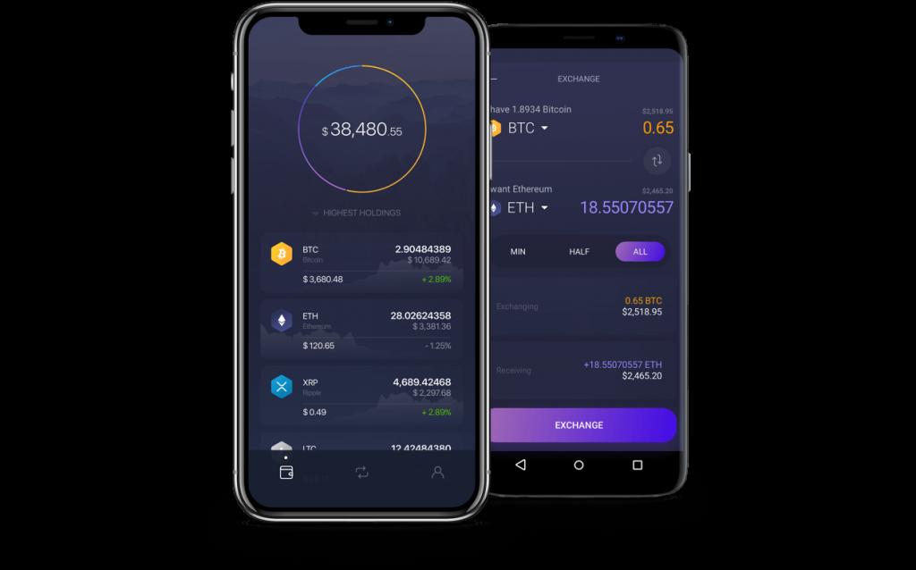 Exodus Mobile app