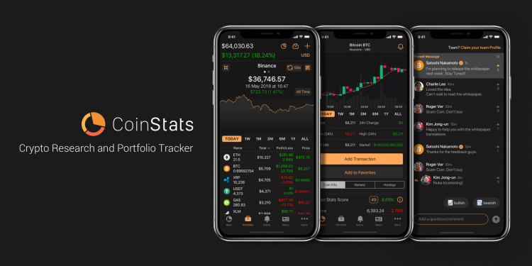 COINSTATS CRYPTO TRACKER APP: 3 REASONS WHY YOU SHOULD USE IT