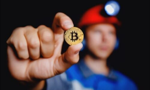 bitcoin mining photo