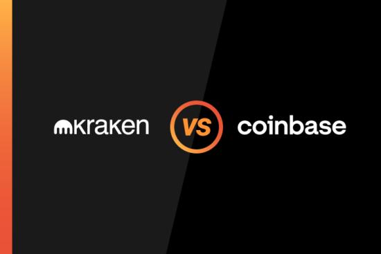 Kraken vs. Coinbase [Exchange Comparison Review For 2021]