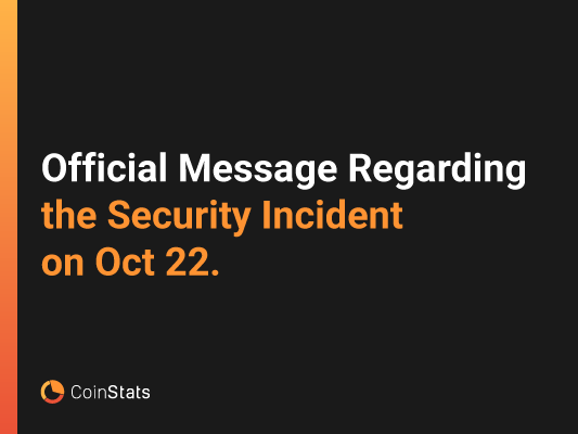 security incident